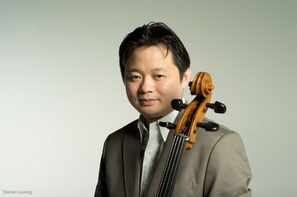 Bo Peng (Cello) musiktage am rhein