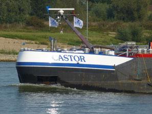 Motortankschip Castor