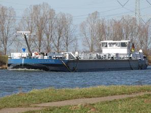Motortankschip Celina