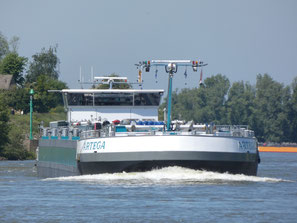 Motortankschip Artega