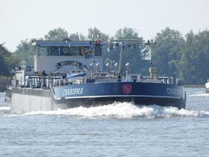 Motortankschip Charisma