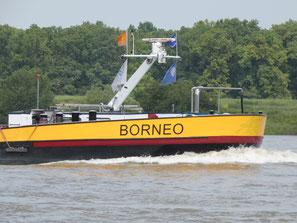 Containerschip Borneo