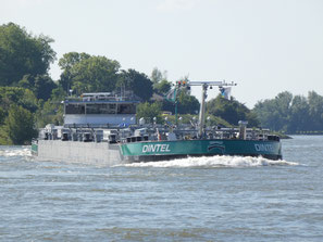 Motortankschip Dintel