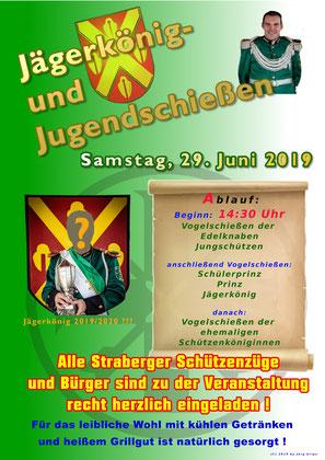 Jäger- und Jugendbiwak 2019