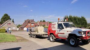 Réalisation de jardins à Charleroi et en Brabant