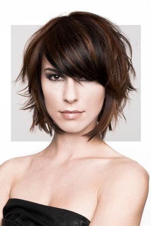 Hair: Natascha Ganhör; Foto: Stefan Dokoupil