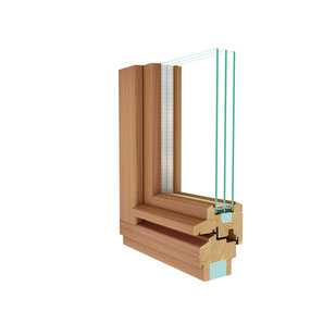 Holzfenster aus einem nat rlichen rohstoff tischlerei pinn pinn k chen eckernf rde - U wert holzfenster ...