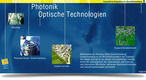 Innovative Branchen Ostwürttenmberg: Photonik