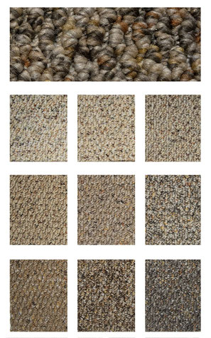 MULTI COLOR BERBER carpet