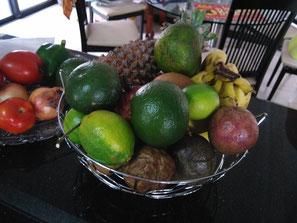 Ca fait plaisir de pouvoir acheter des fruits et légumes sans se ruiner ...