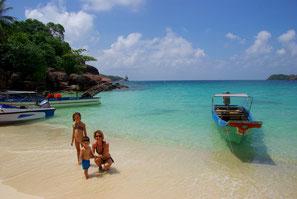 Fingernail Island à Phu Quoc