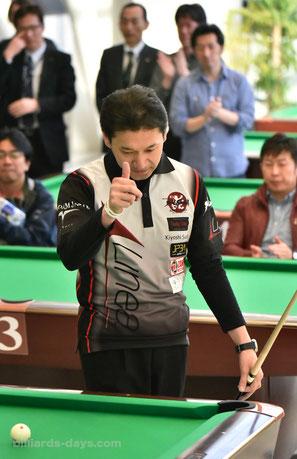 Kiyoshi Suzuki won 2018 Hokkaido Open