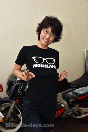 2015覇者・野内麻聖美 Masami Nouchi