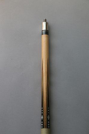 プレーンなメイプルを用いた1960年代中期のパーマー(Palmer)