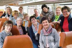 Huber-Reisen Oberkirch - Individuelle Busreisen für Gruppen, Vereine, Firmen und Schulklassen - bequem, sicher und zuverlässig.