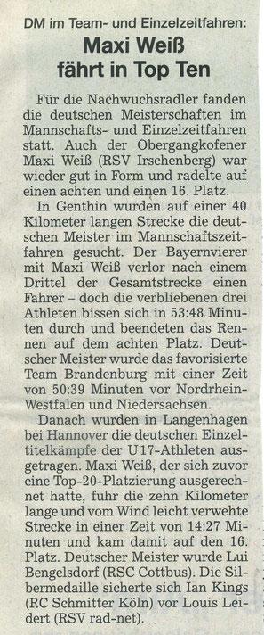 Quelle: Landshuter Zeitung 16.09.2021