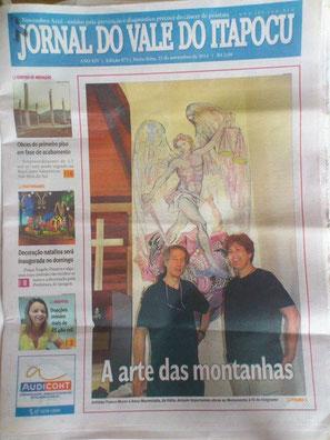 Jornal do Vale do Itapocu 21-11-2014