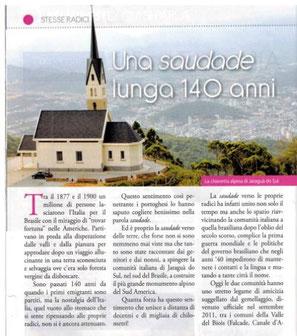 chiesetta alpina Brasile