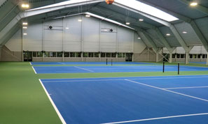 Ledverlichting tennishallen, Led tennishalverlichting, BBM Ledproducts