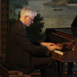 Pianist Clemens Rave