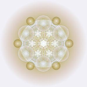 Bild: Lebendiges Mandala © Susanne Barth