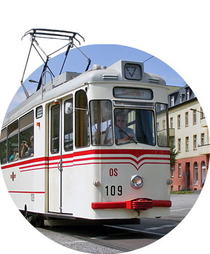 Gothawagen in Potsdam