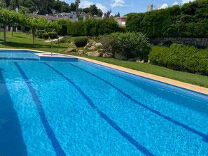 Casas de vacaciones con piscina privada