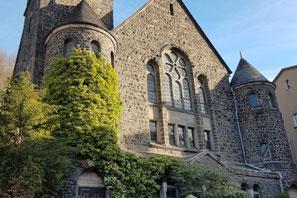 Kirchen und Gotteshäuser in Altena