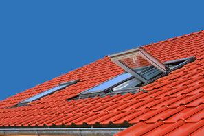 pose de fenêtre de toit - bas rhin