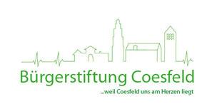 Unterstützt durch die Bürgerstiftung Coesfeld