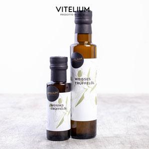 Vitelium Weisses Trüffelöl, 100ml