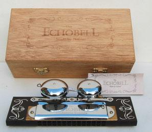 de Hohner Echobell uit de jaren 20  (vorige eeuw)