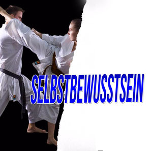 Werbebild Thema des Monats Mai für das Thema Selbstbewusstsein in der Fachsportschule