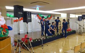 名古屋 愛知 岐阜 音響 レンタル 出張 イベント 学園祭 照明 舞台 ステージ設営 クリスマス会
