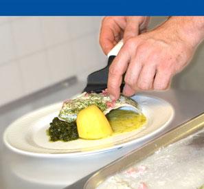 Die gute Küche im Haus am Steinbach in Nußdorf am Inn