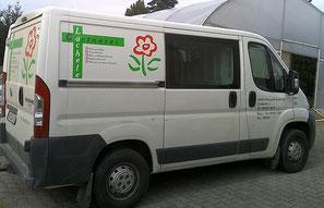 Gärtnerei Lächele - Lieferservice