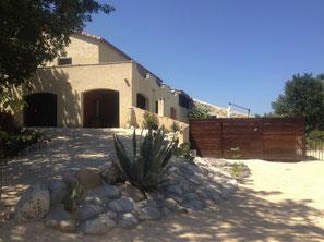 gite de groupe 12 personnes Ardèche villa piscine à Balazuc