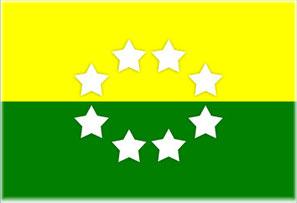 Bandera del distrito de Renacimiento