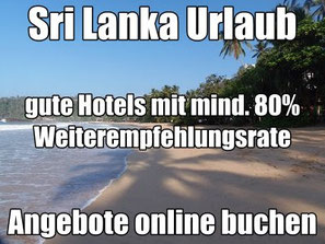Meiers Weltreisen Sri Lanka Rundreise u Badeurlaub