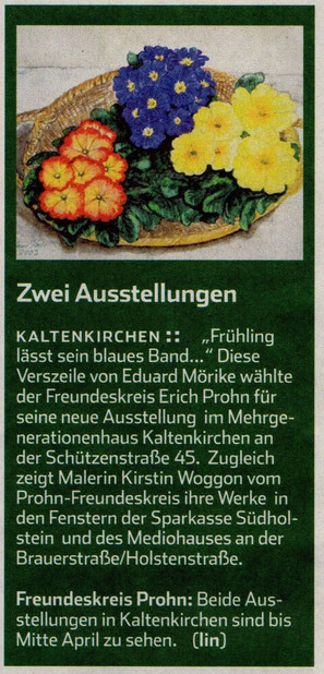 Hamburger Abendblatt 03.02.2016