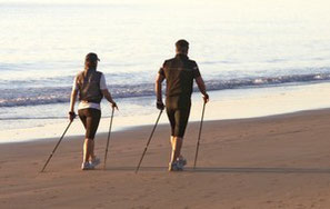 Nordic Walking mit Go Well