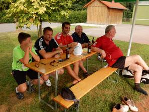 HC 2 gegen St. Marienkirchen 2 in Reichersberg