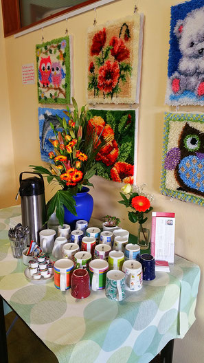 Geschirr Seminar Kaffee Tee