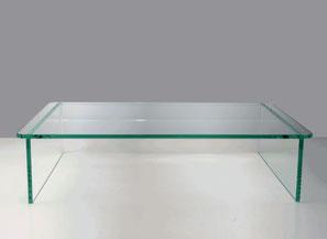 TV-Untersatz aus Glas, Glas kleben