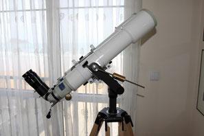 Binoscopio Takahashi FS102NS