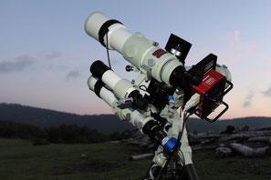 Para Astrofotografía