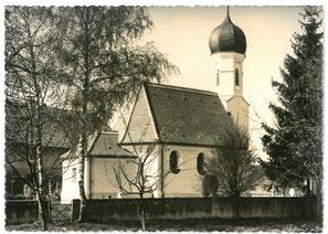 St. Michael - Früher