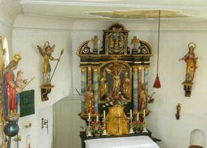 St. Michael - Innenansicht