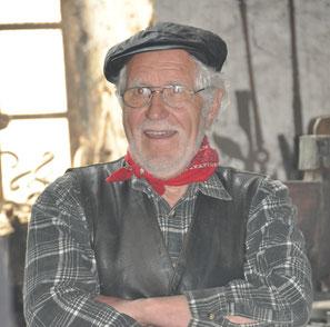 Hans-Werner Hoffmann; Schmied