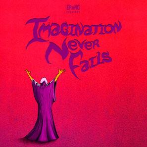 dungeon synth album erang imagination never fails